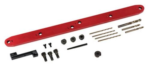 MT-714: Manifold Drill Template For GM LS III, 4.8L, 5.3L, & 6.0L