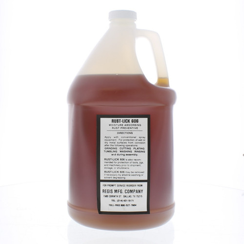 Rust Proofing Spray Rustlick 606 - 1 Gallon