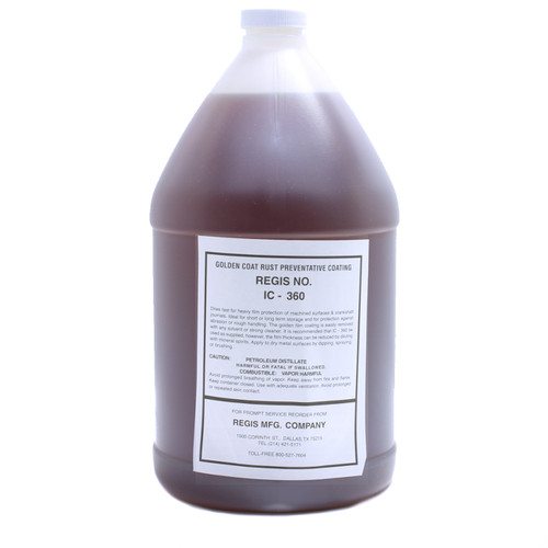 Rust Preventative Coating - IC-360