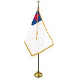 Religious Indoor Flagpoles