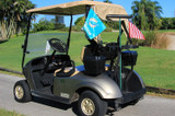 Golf Cart Flag Sleeves