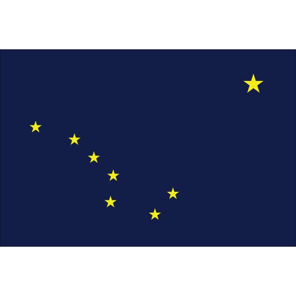 Alaska State Flag Nylon