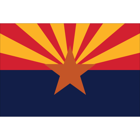 Arizona State Flag Nylon