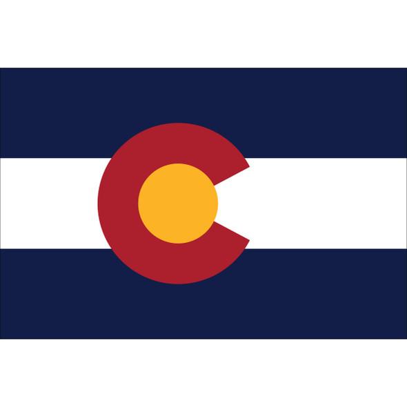 Colorado State Flag Nylon