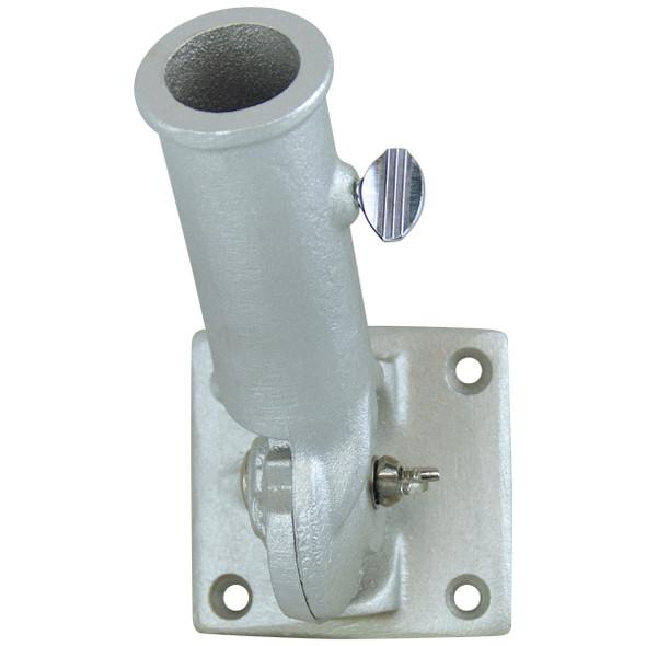 Standard Aluminum Adjustable Flagpole Brackets