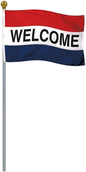 Lawn-Mate Flagpole