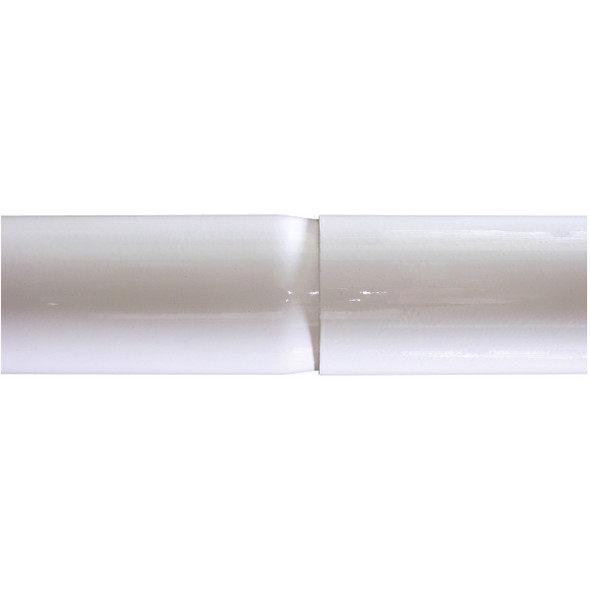 18' Colonial Flagpole Set with Flag