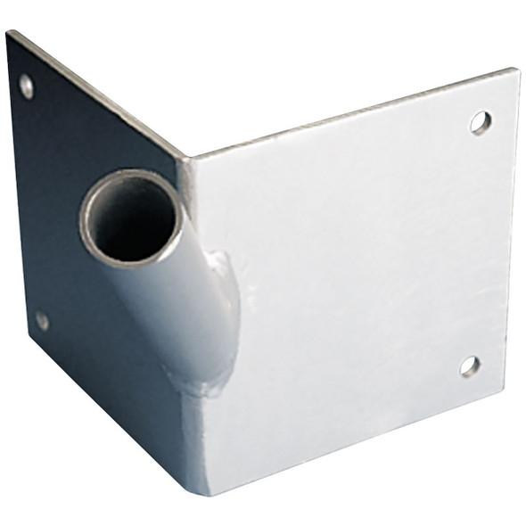 Franklin Series Single Corner Flagpole Bracket