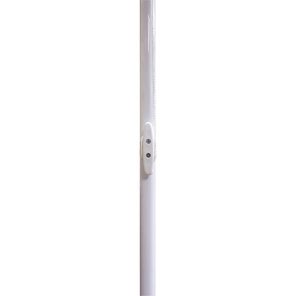 White Titan Flagpole Sets