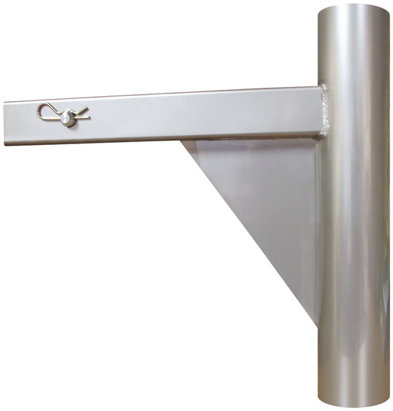 Trailer Hitch Mount For Eder Telescoping Flagpoles