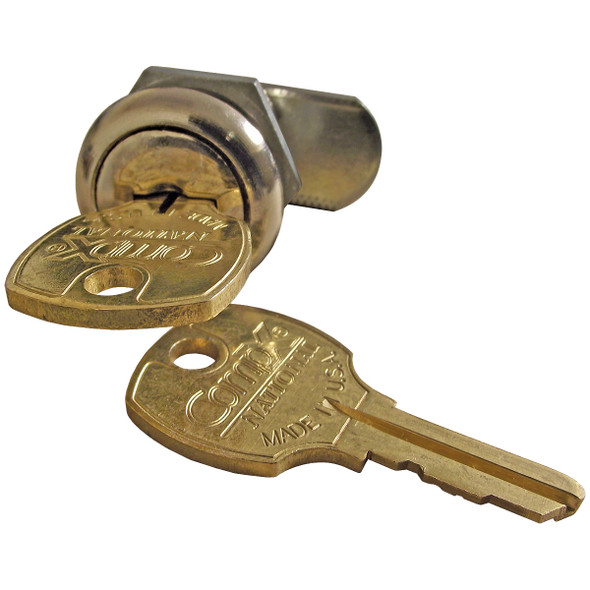 Lock and Keys For Door and Frame Unit