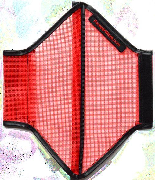 YJ Roll Bar Sleeve Red