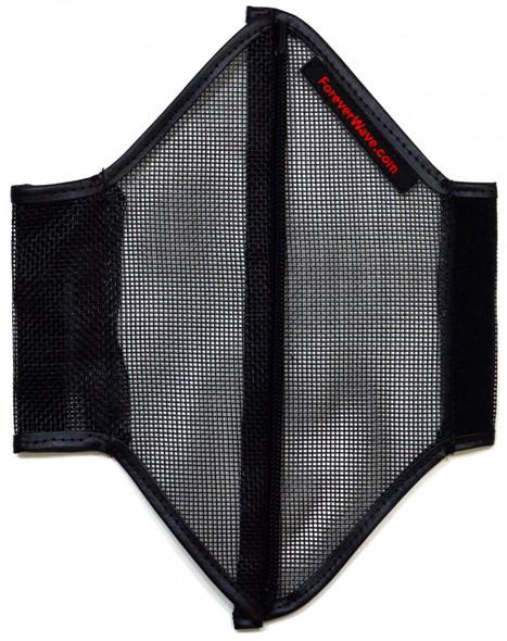 Medium Roll Bar Sleeve Black