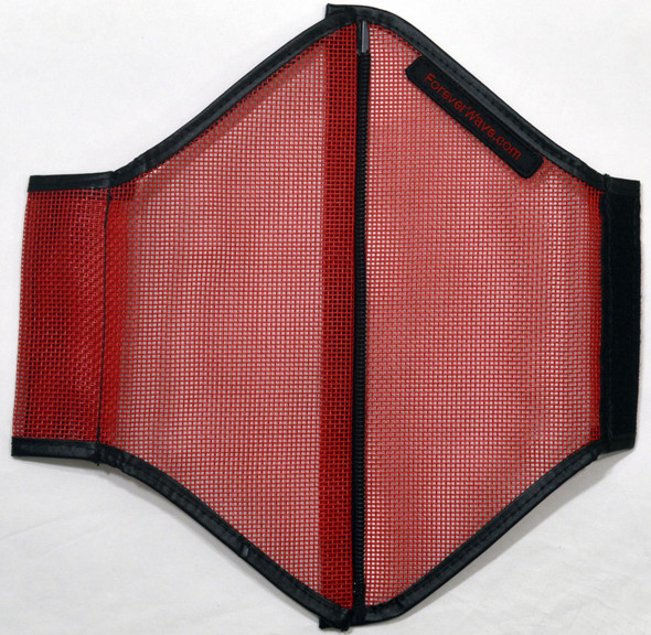 Large Roll Bar Flag Sleeve Red
