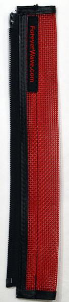 CB Antenna Flag Sleeve Red