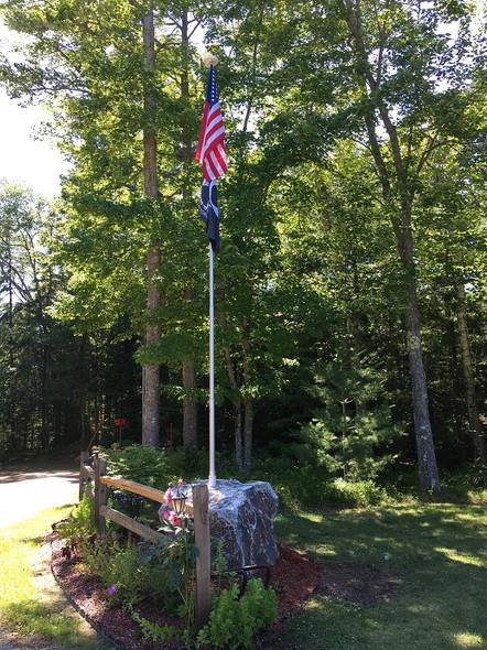 """Superior One"" Telescoping Flagpoles"
