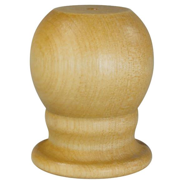 Slip Fit Wood Ball