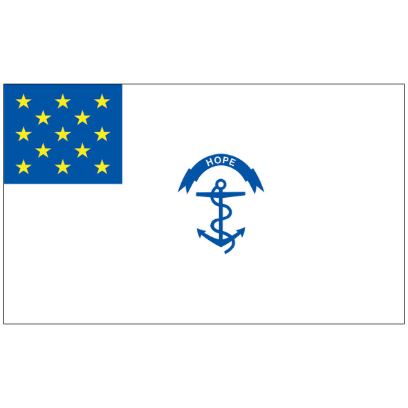 3' x 5' Rhode Island Regiment Outdoor Nylon Flag