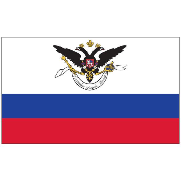 3' x 5' Russian American Company Flag