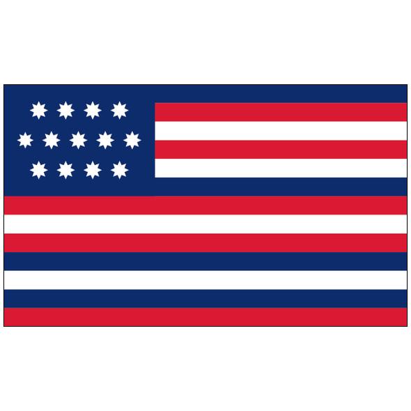 3' x 5' Serapis Outdoor Nylon Flag