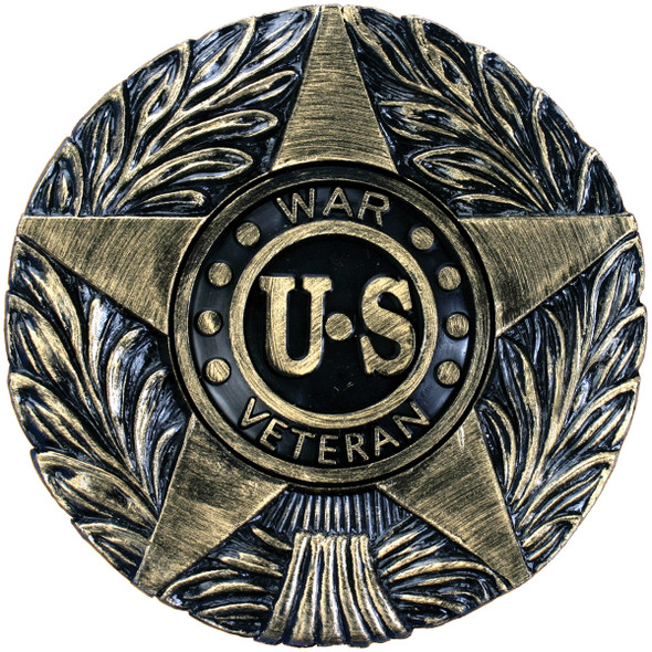 U.S. War Veteran Grave Marker