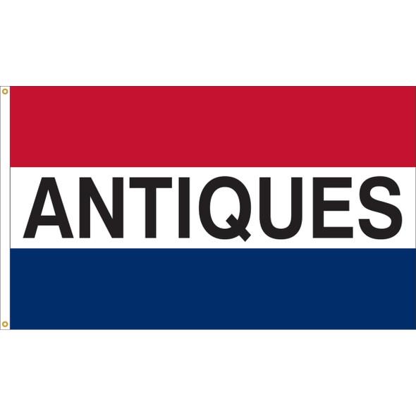 3 x 5 Nylon Antiques Message Flag
