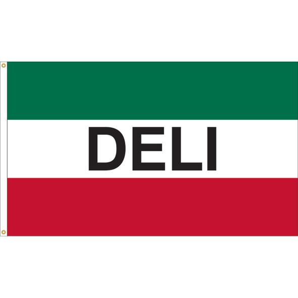 3 x 5 Nylon Deli Message Flag