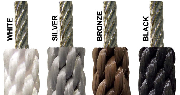 Wire Core Flagpole Rope