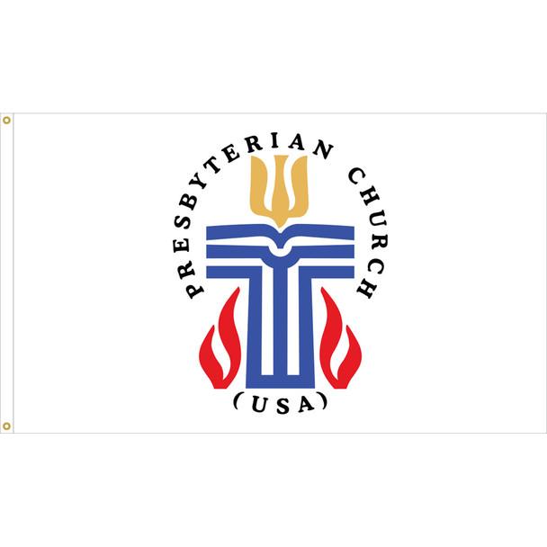 3' x 5' Presbyterian Outdoor Nylon Flag