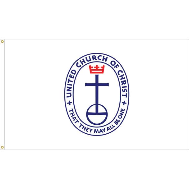 United Church of Christ Outdoor Nylon Flag