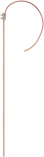 Copper Clad Flagpole Lightning Kit