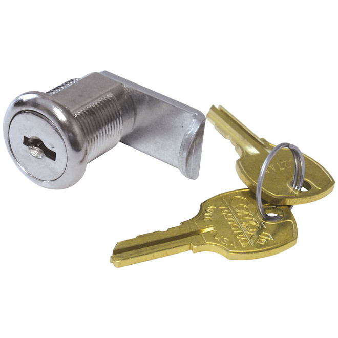 Cylinder Lock with Keys