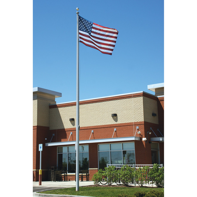 Atlas Series Flagpoles