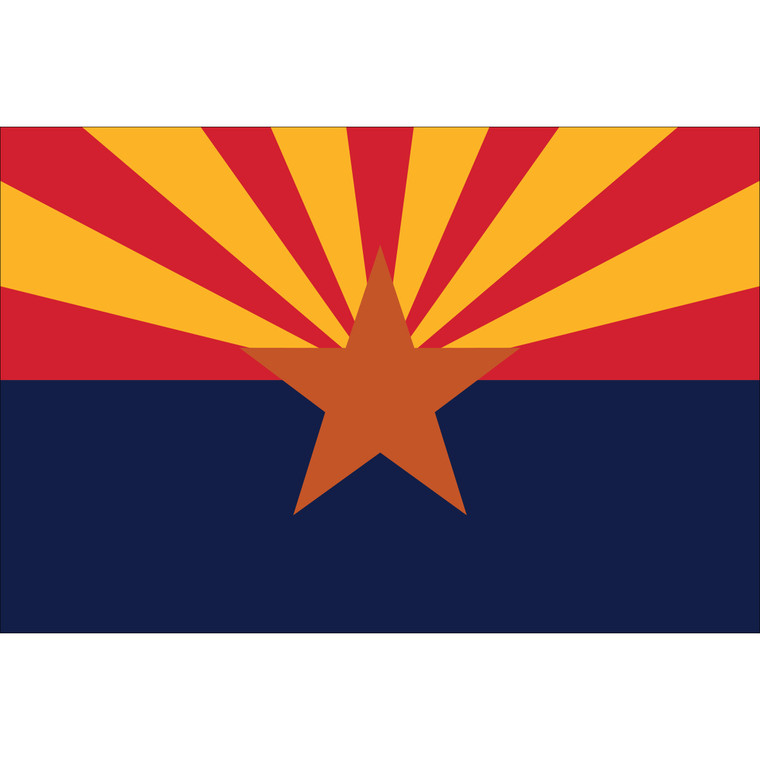 Arizona State Flag Nylon