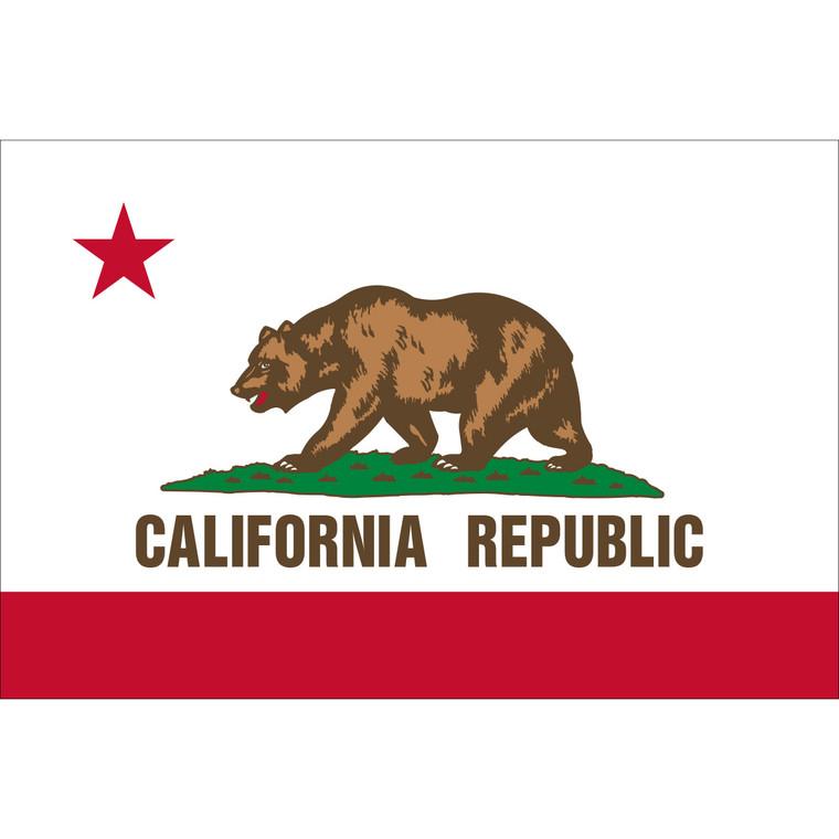 California State Flag Nylon