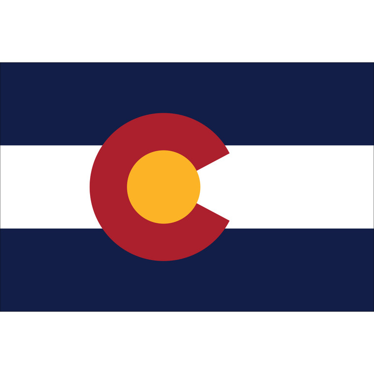 Colorado State Flag Nylon
