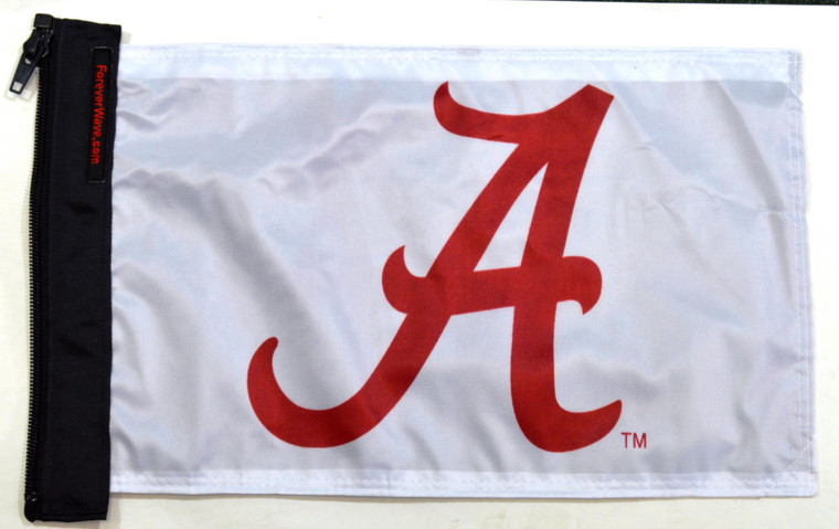 Alabama A White Flag