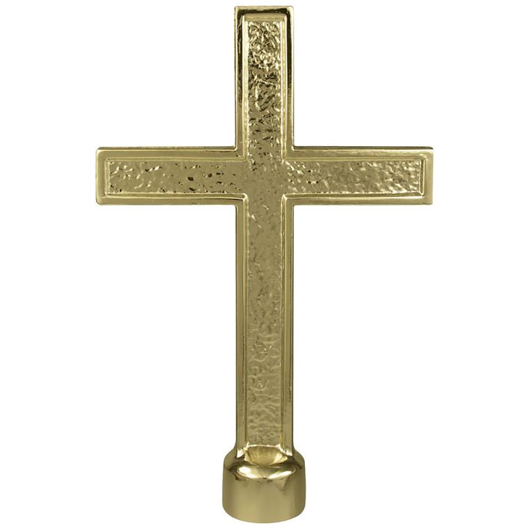 Gold Metal Passion Crosses