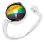 Starr Ammolite 9mm Ring (sizes available)