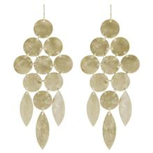 Marcia Moran-Beatrix Classic Statement Chandelier Earrings