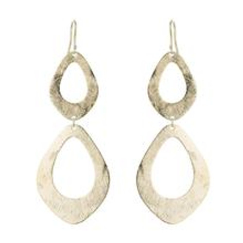 Marcia Moran- Millie Double Drop Earring