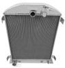 1932 Ford Model 18 All Aluminum Radiator