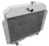1952-1953 Willys Aero Eagle All Aluminum Radiator