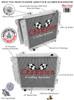 1987-2006  Jeep Wrangler  All Aluminum Radiator