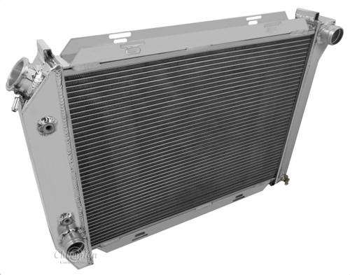 1968 Ford LTD  All Aluminum Radiator