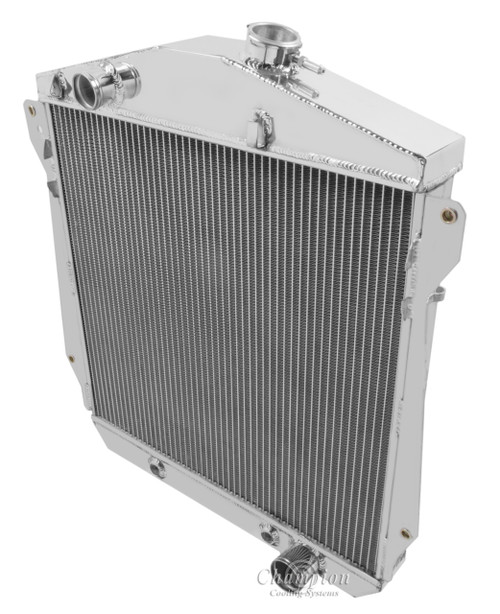 1943-1945 Chevrolet BN  All Aluminum Radiator