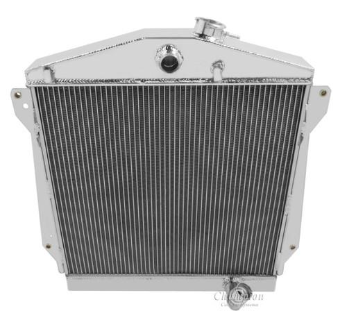 1946 Chevrolet DP All Aluminum Radiator