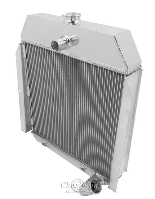 1947-1949 International KB3 All Aluminum Radiator