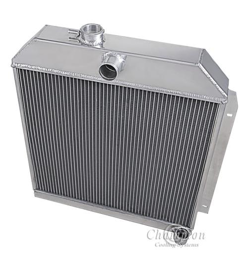 1949-1952 Desoto Sedan All Aluminum Radiator