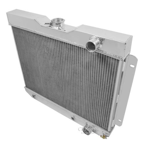1965 Chevrolet Bel Air All Aluminum Radiator